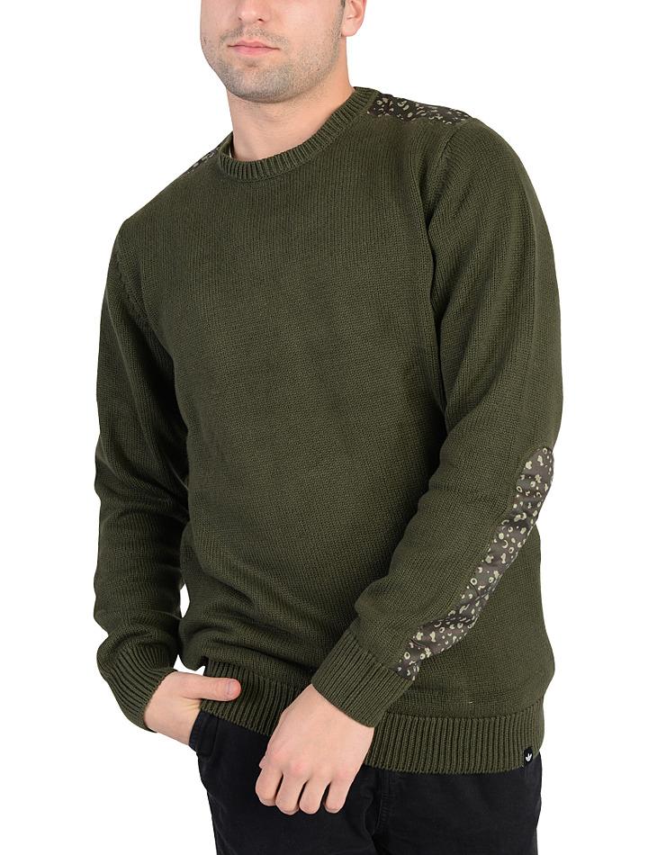 bf38ae7e601 Pánský stylový svetr Adidas