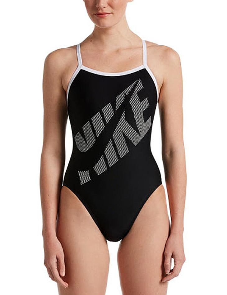 Dámské jednodílné plavky Nike vel. 40