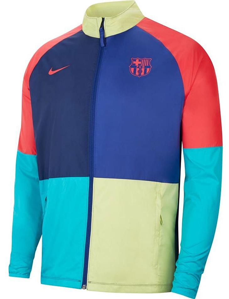 Pánská fotbalová bunda Nike vel. L