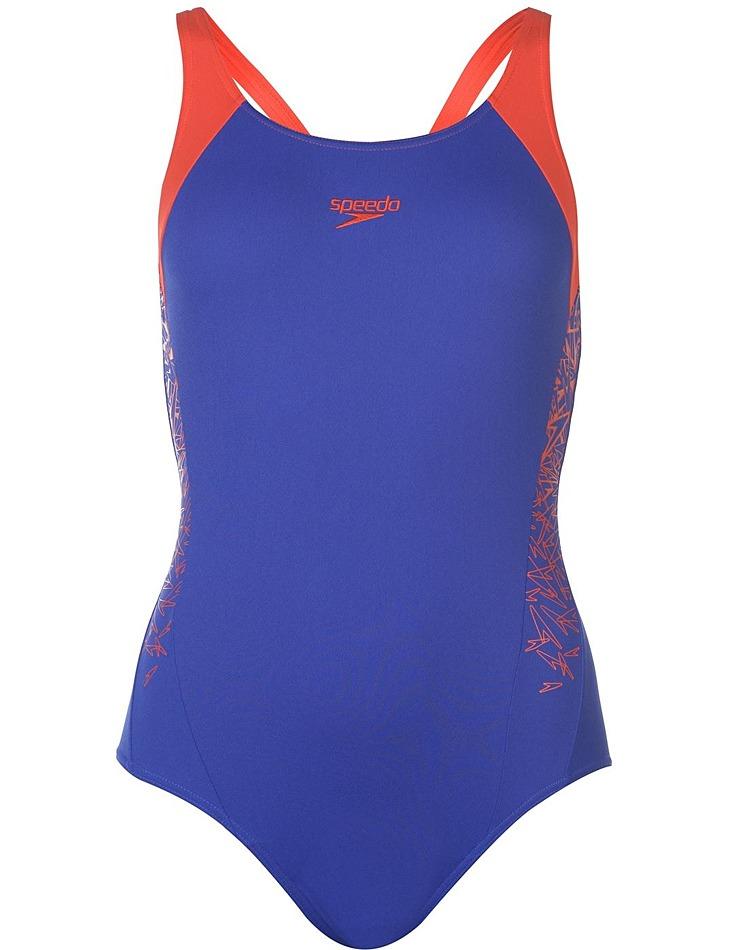 Dámské sportovní jednodílné plavky vel. 2XL