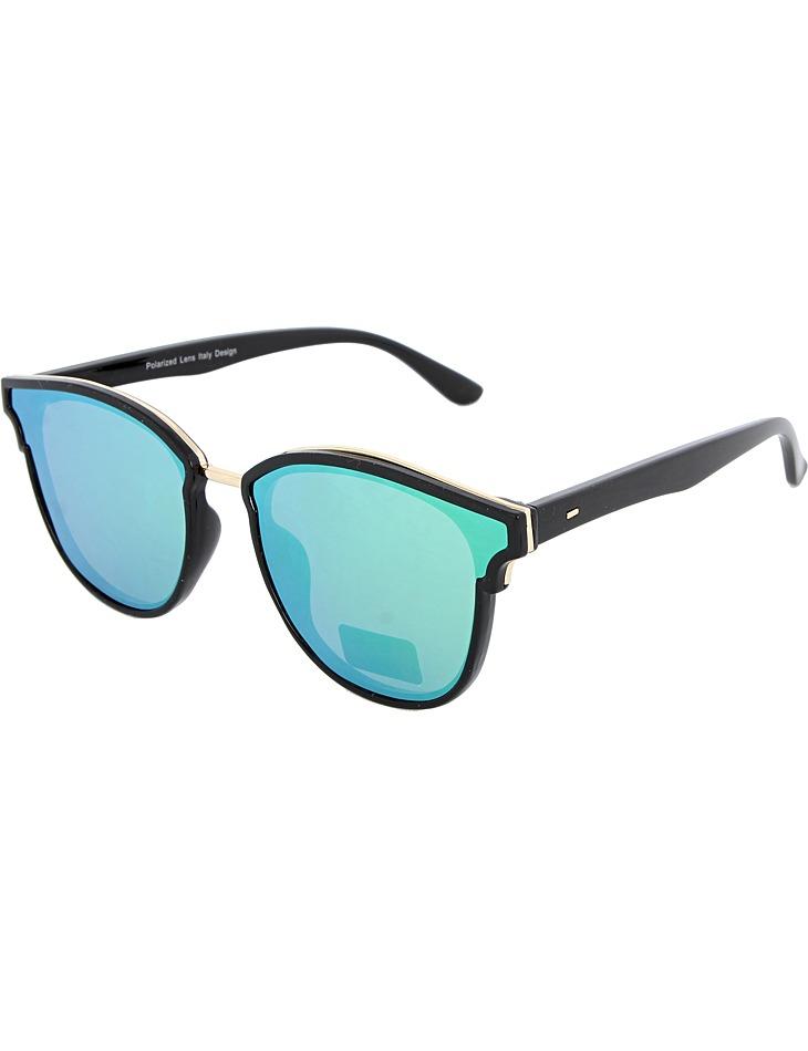 Unisex polarizační sluneční brýle Pilot