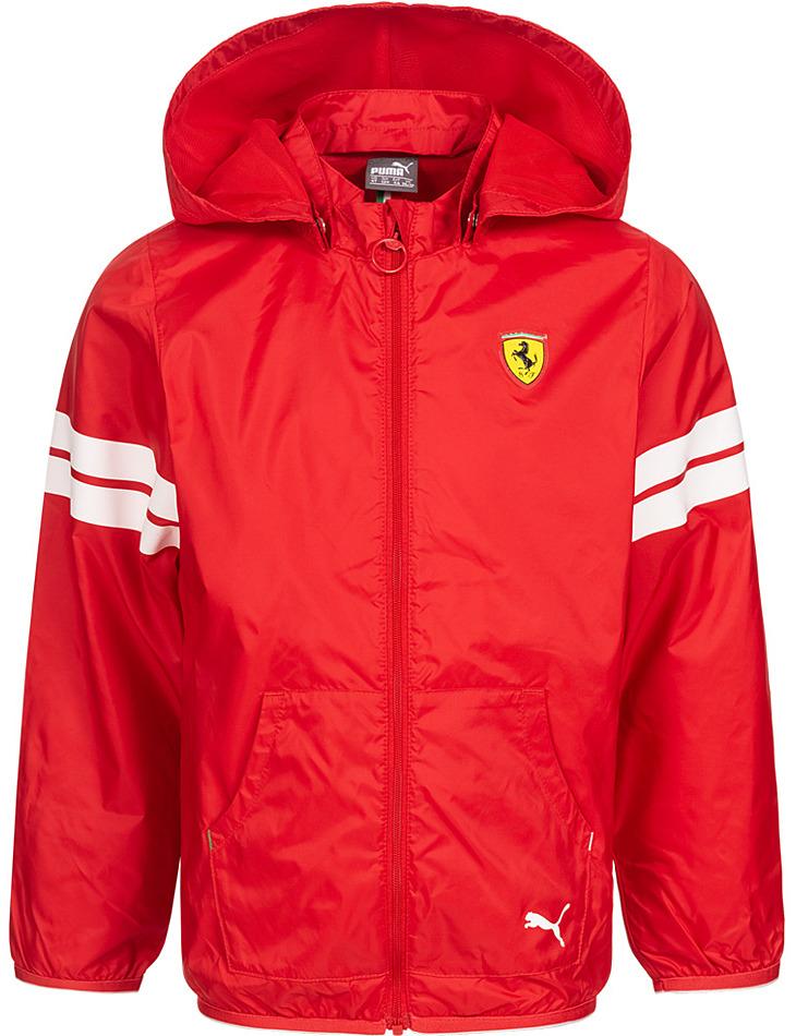 Dětská bunda PUMA x Scuderia Ferrari vel. 86