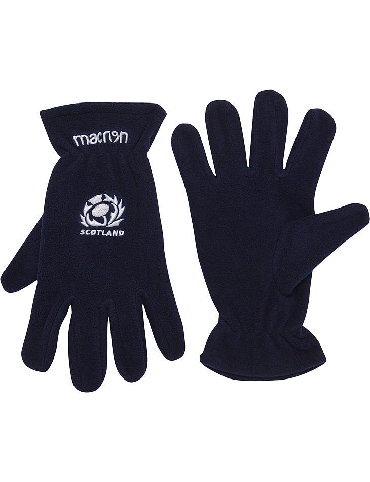 Fan rukavice Skotsko Macron