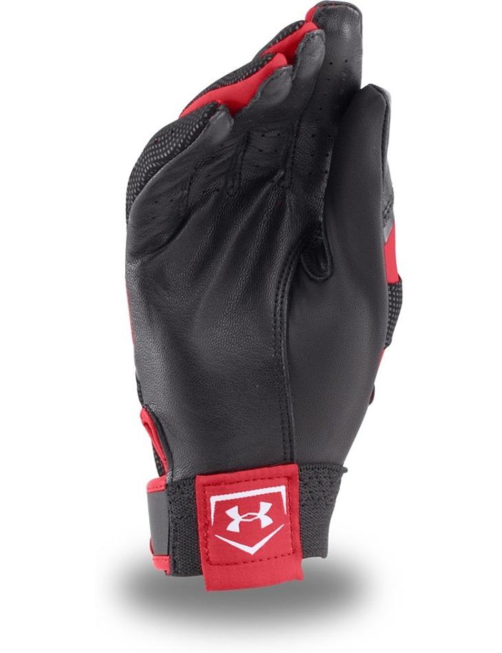 Chlapecké basebalové rukavice Under Armour Alter Ego Superman Clean-Up Batting vel. S