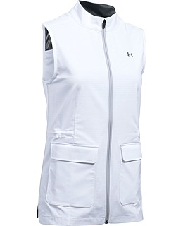 Dámská vesta Under Armour Storm WindStrike FZ Vest
