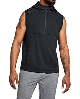 Pánská vesta Under Armour Threadborne Terry SL Hoody