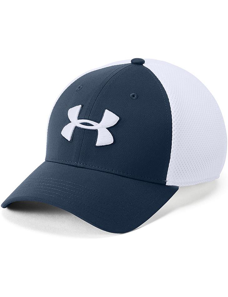 Pánská golfová kšiltovka Under Armour Microthread Golf Mesh Cap vel. L/XL