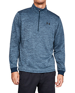 Pánská mikina Under Armour Armour Fleece 1/2 Zip