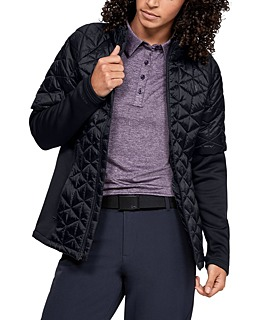 Dámská bunda Under Armour CG REACTOR ELEMENTS HYBRID JACKET