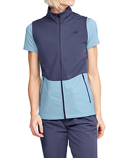 Dámská vesta Under Armour Soft Shell Vest