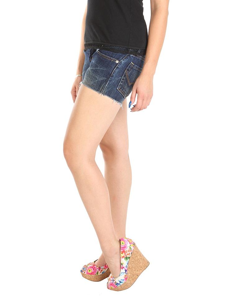 Dámské jeansové šortky Diesel II. jakost  cf20371f1c