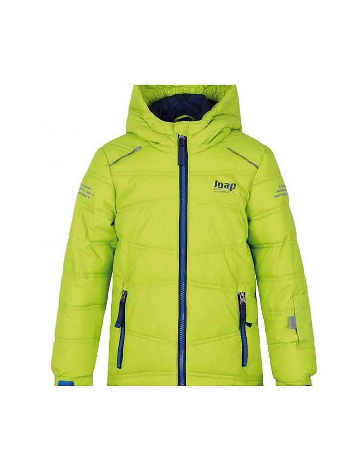 Dětská lyžařská bunda Loap  2f1590ea1d