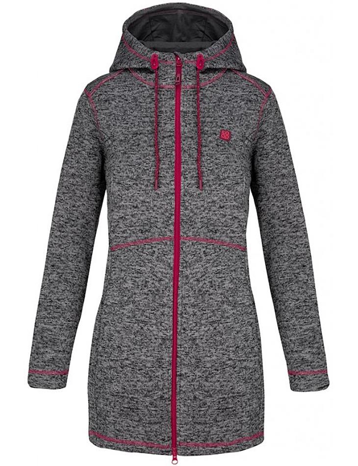 Dámský svetr s kapucí Loap vel. XS