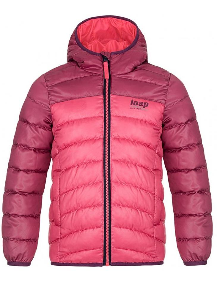 Dětská zimní bunda Loap vel. 158/164