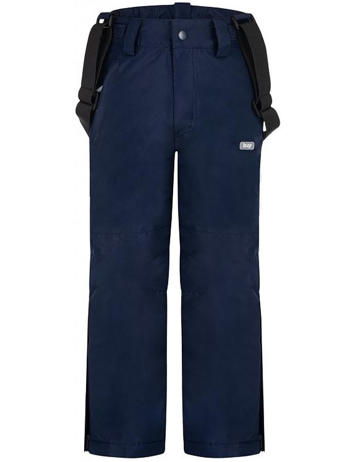 Dětské lyžařské kalhoty Loap vel. 134/140