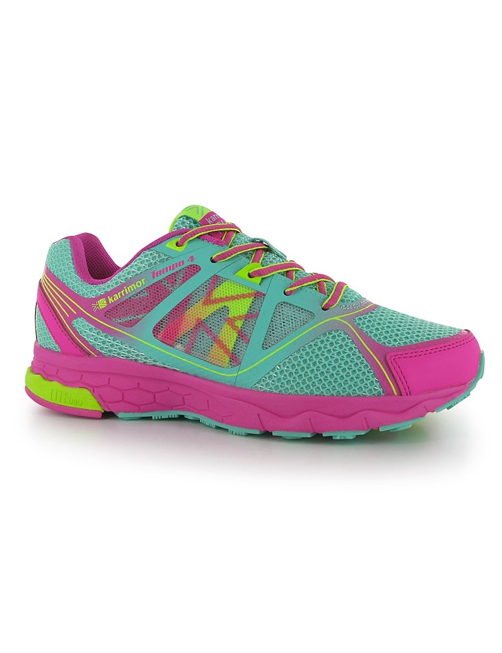 Dámské běžecké boty Karrimor  31fe6a92b6