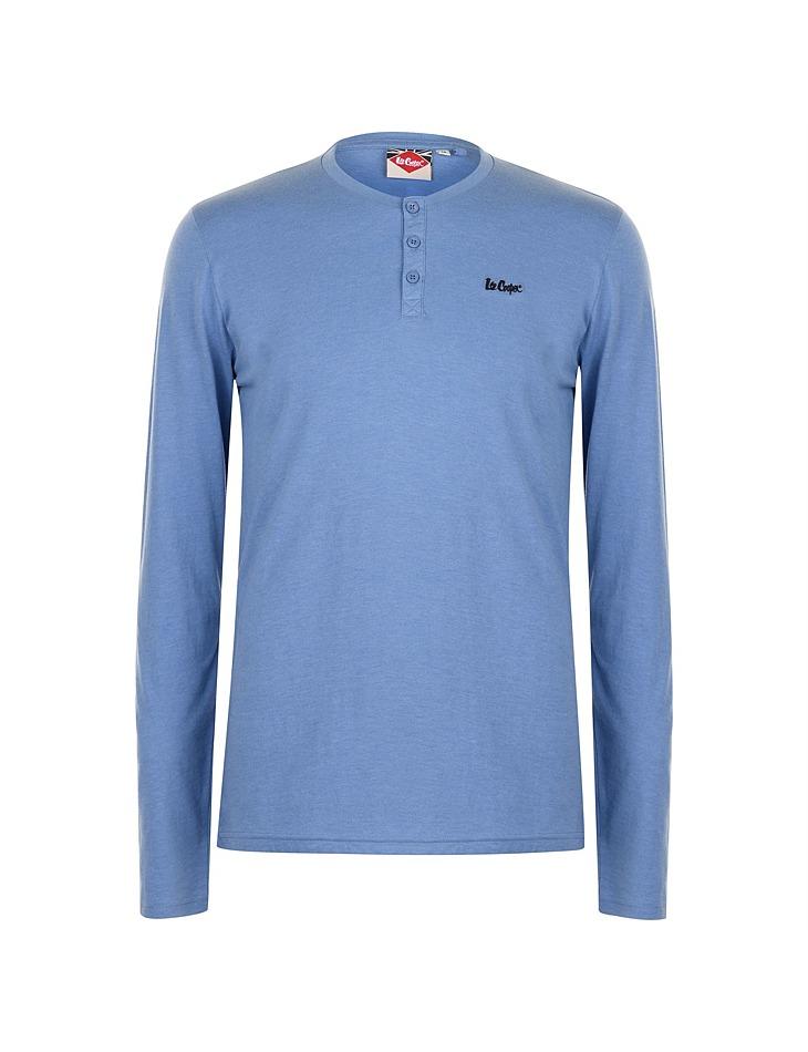 57da1c2bb Pánské triko s dlouhým rukávem Lee Cooper   Outlet Expert