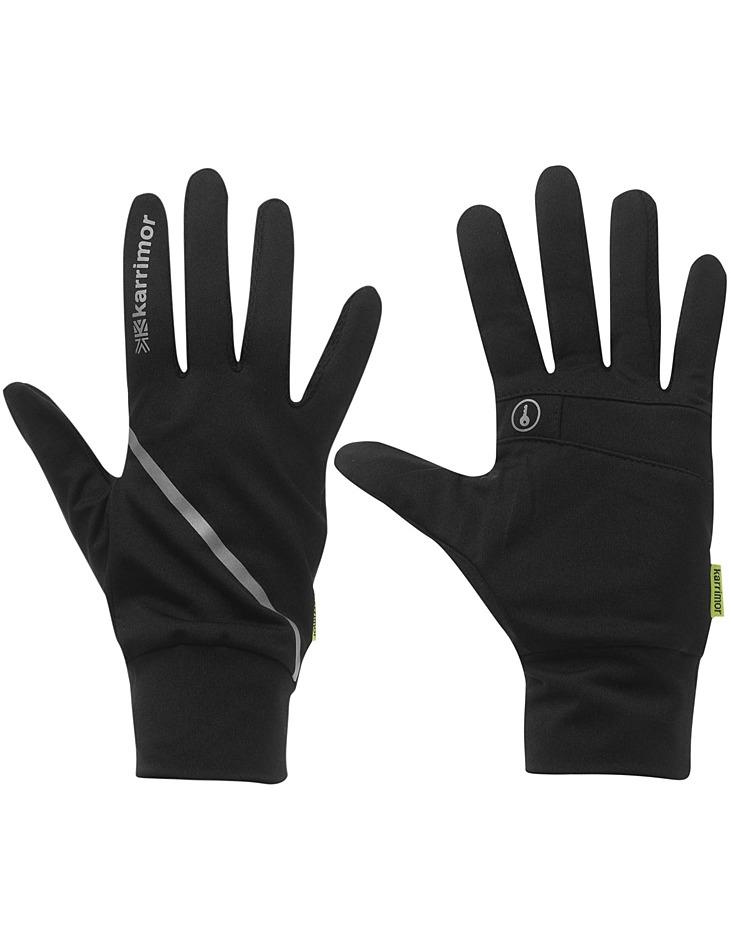 Pánské běžecké rukavice Karrimor  a2d85ba9c5