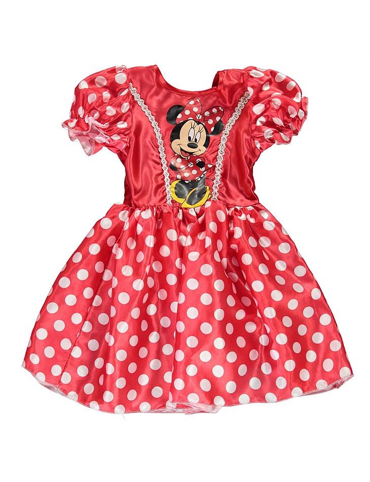 Dívčí Minnie šaty Unbranded  5a2774edea
