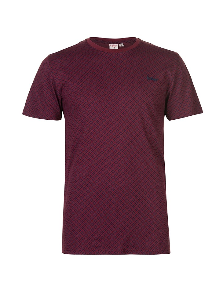 818e8323c Pánské stylové tričko Lee Cooper | Outlet Expert