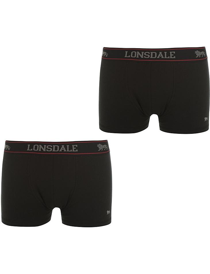 Pánské boxerky Lonsdale vel. 3XL