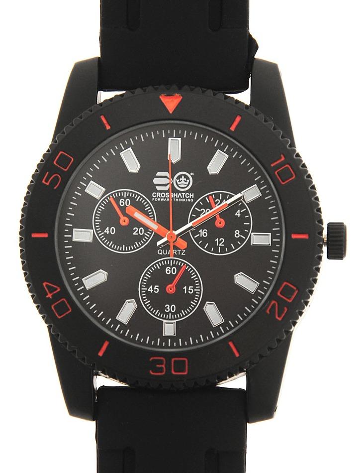 Pánské hodinky Crosshatch