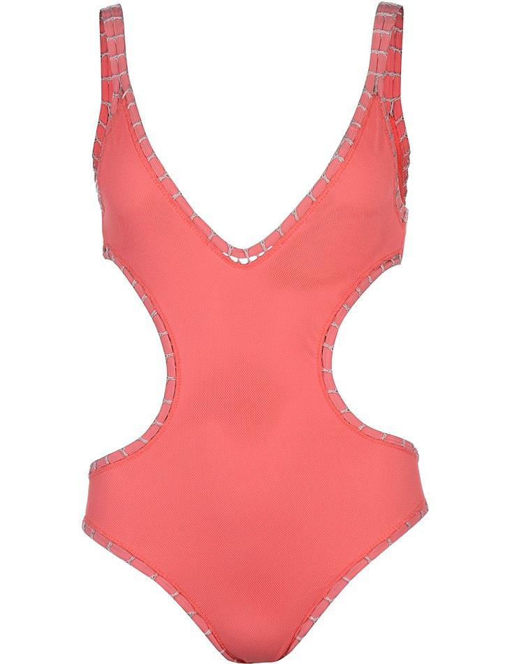 Dámské módní plavky USA Pro vel. 16/XL
