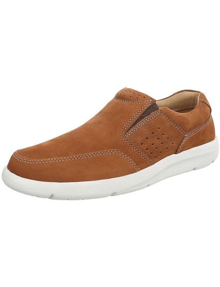 Pánská kožená obuv vel. 40