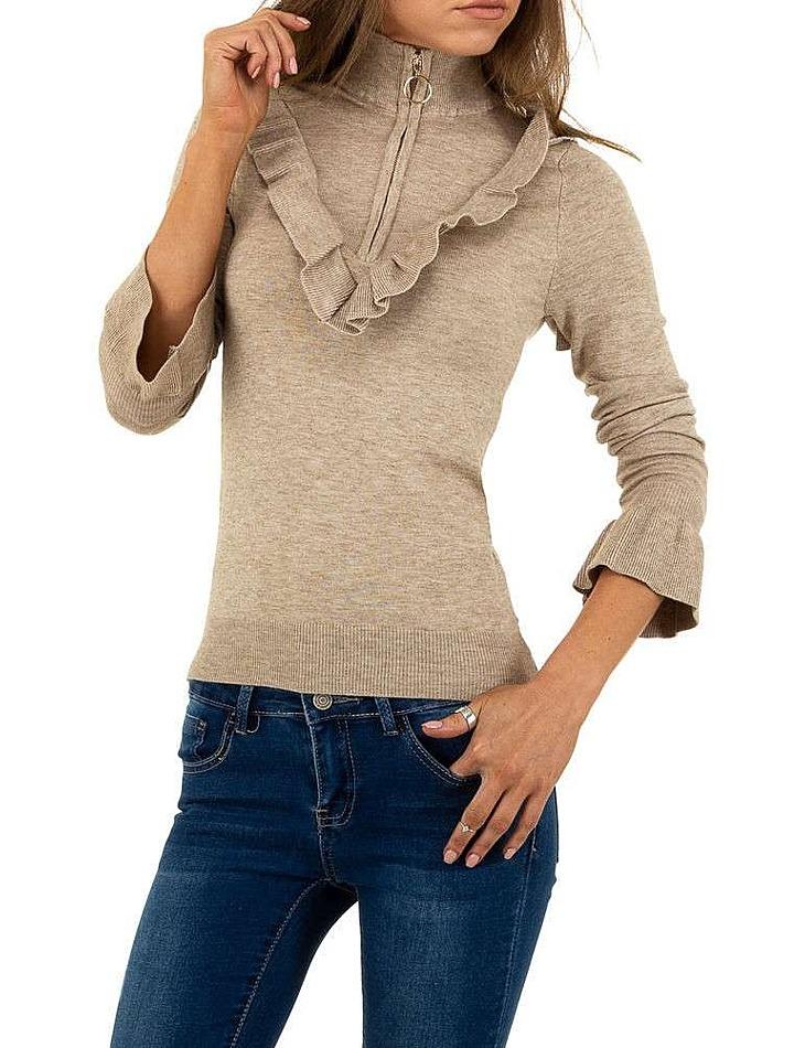 Dámský svetr se zipem SHK Paris