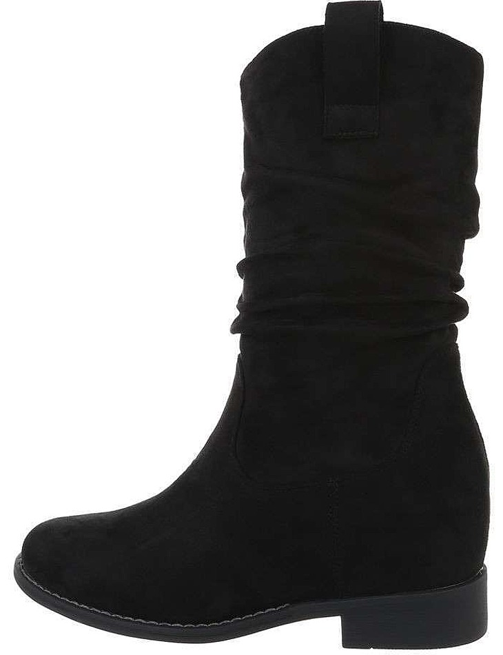 Dámské klínové kotníkové boty vel. 38