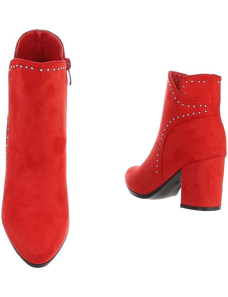 Dámské kotníkové boty vel. 39