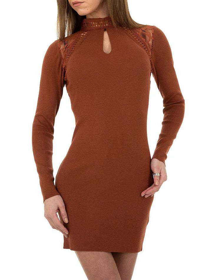 Dámské pletené šaty Whoo Fashion