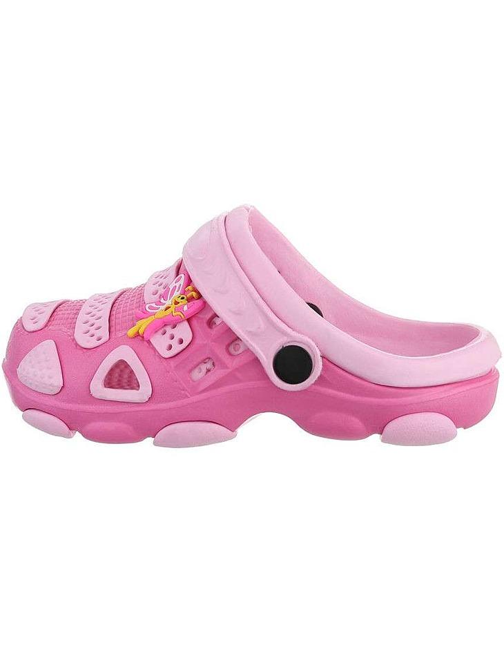 Levně Dětské módní pantofle vel. 31