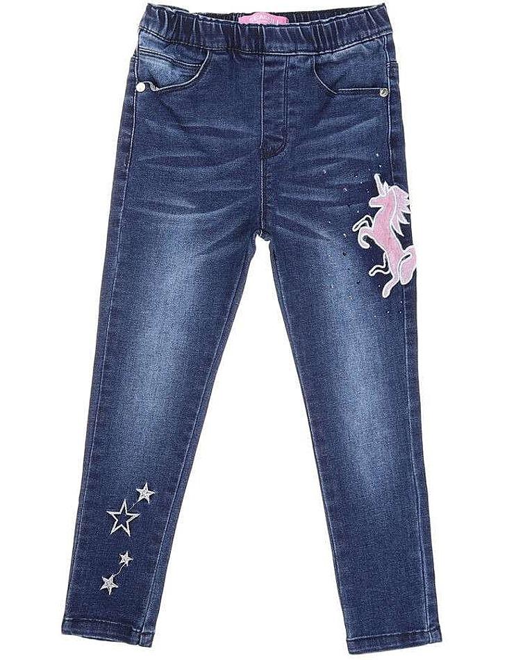 Dětské jenasové kalhoty vel. 134