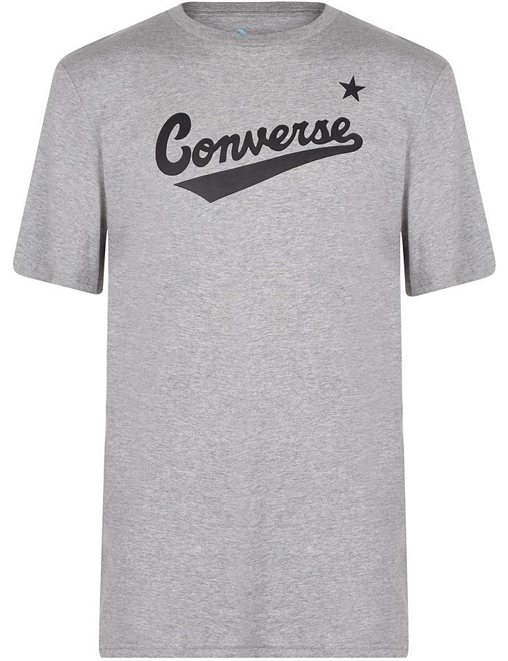 Pánské stylové tričko Converse vel. L