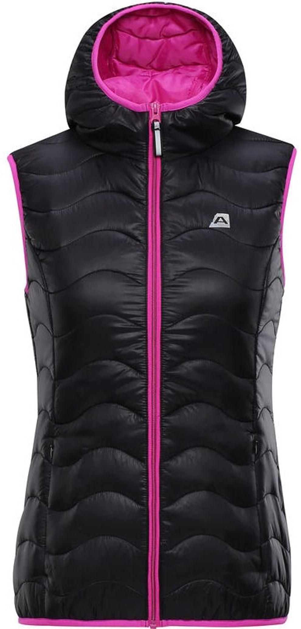 Dámská zateplená vesta Alpine Pro vel. M