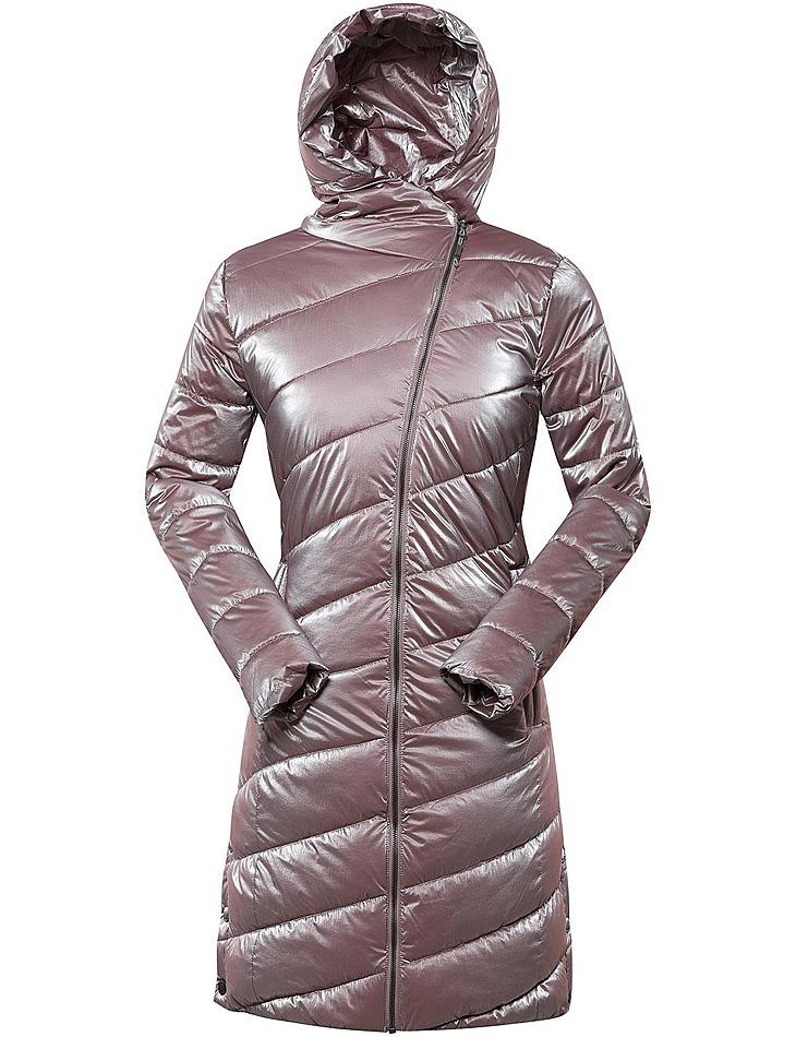 Dámský zimní kabát Alpine Pro vel. XXL