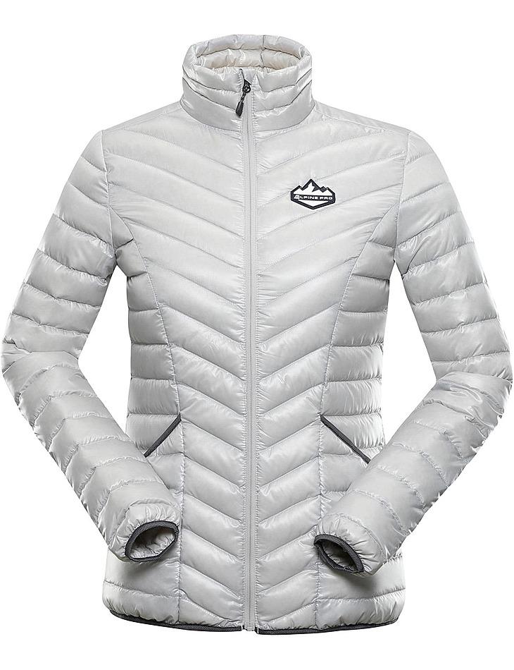 Dámská péřová bunda Alpine Pro vel. XXL