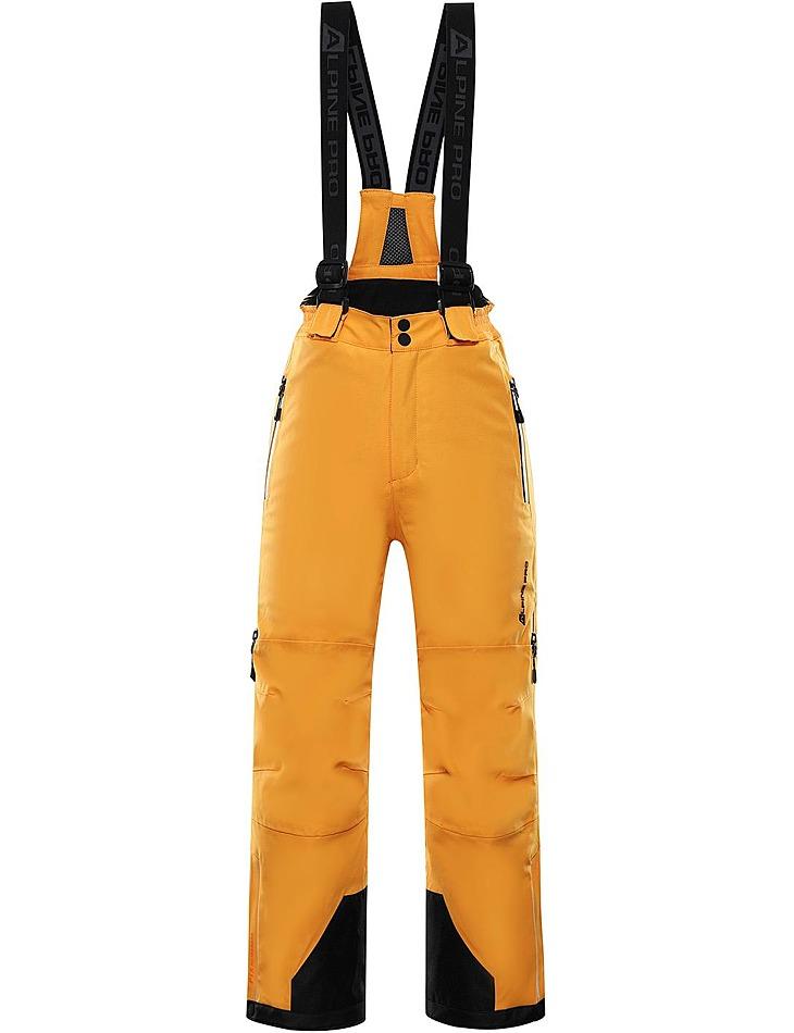 Dětské lyžařské kalhoty s membránou ptx Alpine Pro vel. 128-134