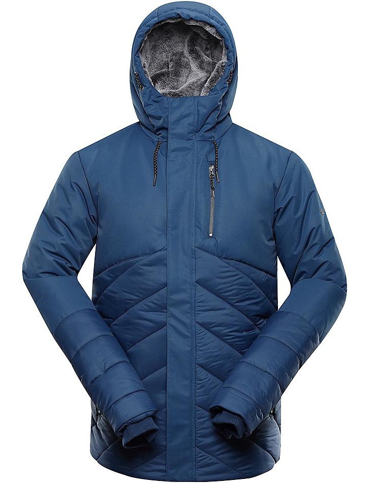 Pánská zimní bunda s membránou Alpine Pro vel. L