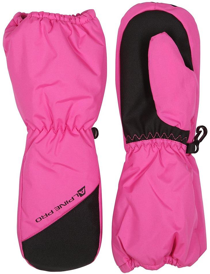 Dětské rukavice s membránou - palčáky Alpine Pro vel. S