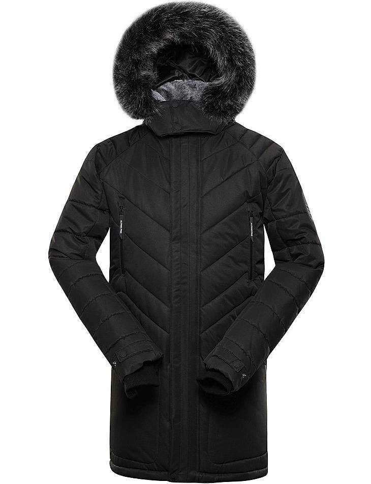 Pánská zimní bunda s membránou ptx Alpine Pro vel. M