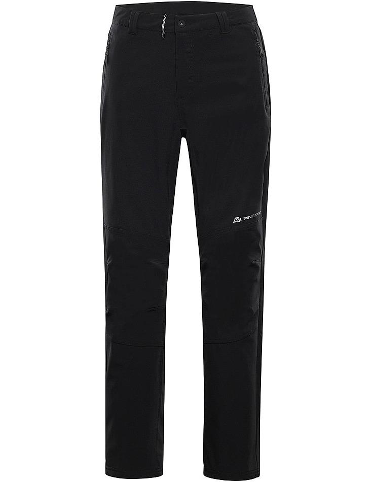 Pánské softshellové kalhoty s membránou Alpine Pro vel. 44