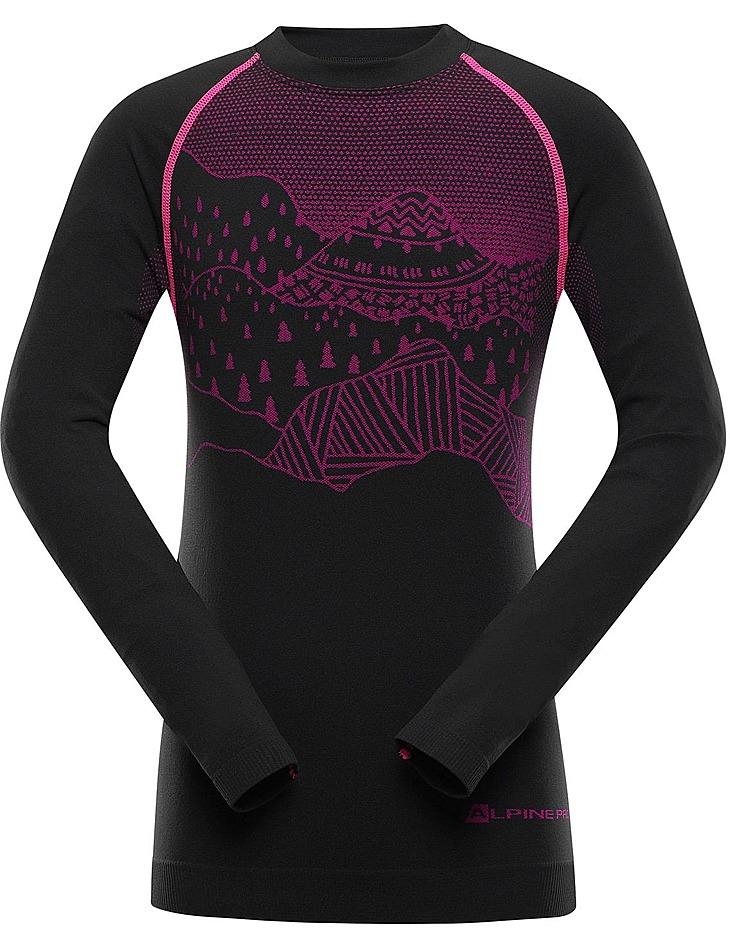 Dětské funkční prádlo-triko Alpine Pro vel. L