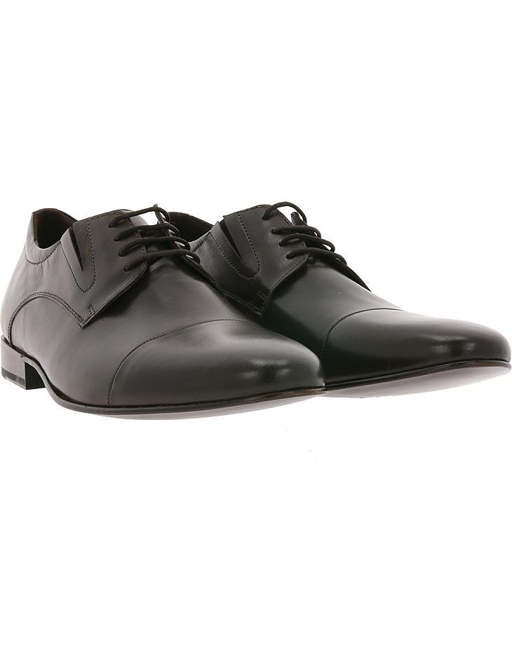 Pánská kožená obuv MANZ vel. 44