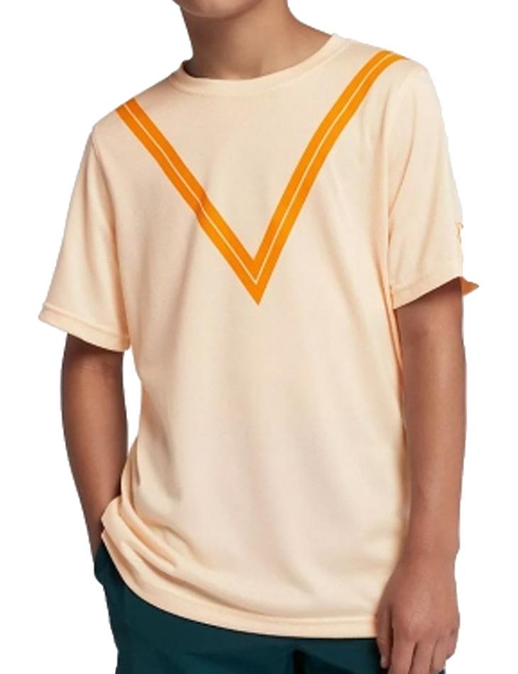 Dětské tenisové tričko NIKE Roger Federer vel. L