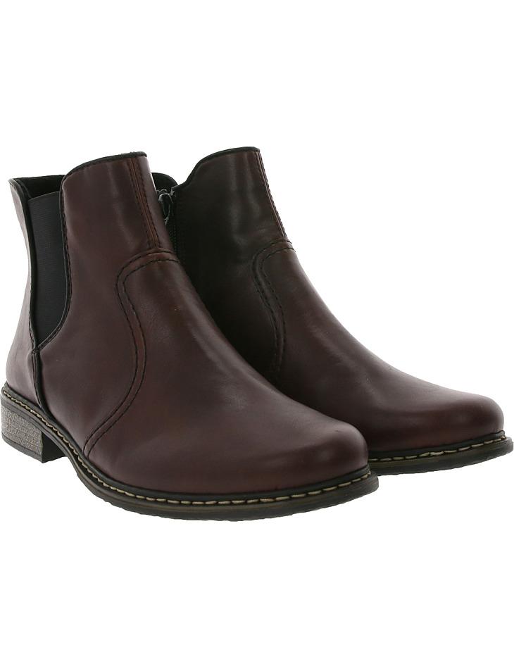 Dámské kotníkové boty Rieker vel. 38