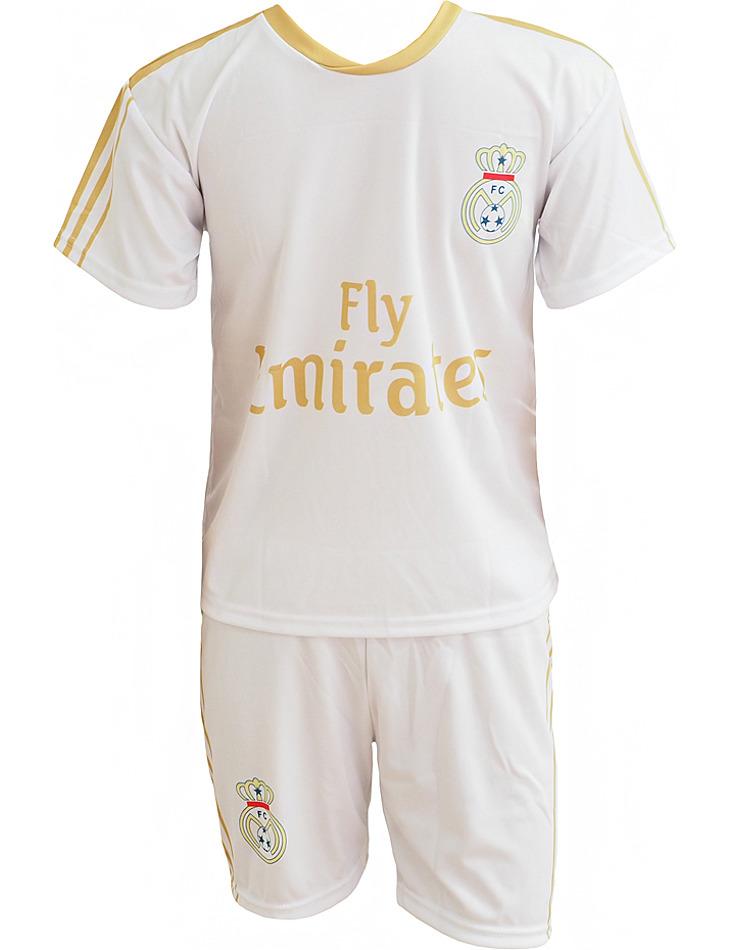 Levně Sportovní dětský dres Real Madrid vel. 158cm