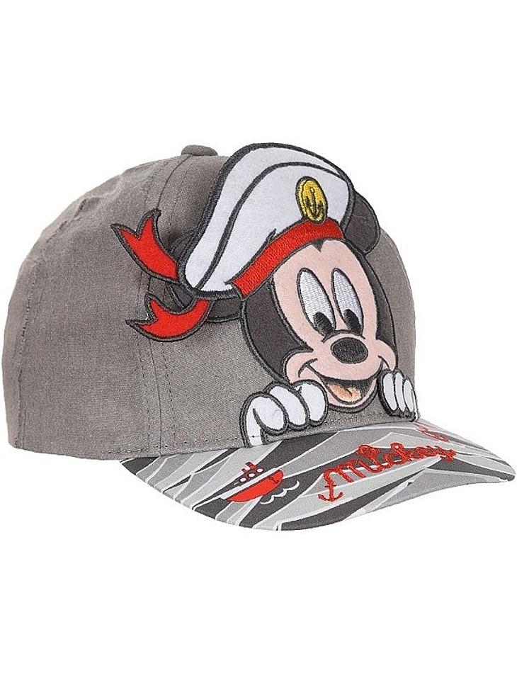 Chlapecká kšiltovka Mickey Mouse vel. 48