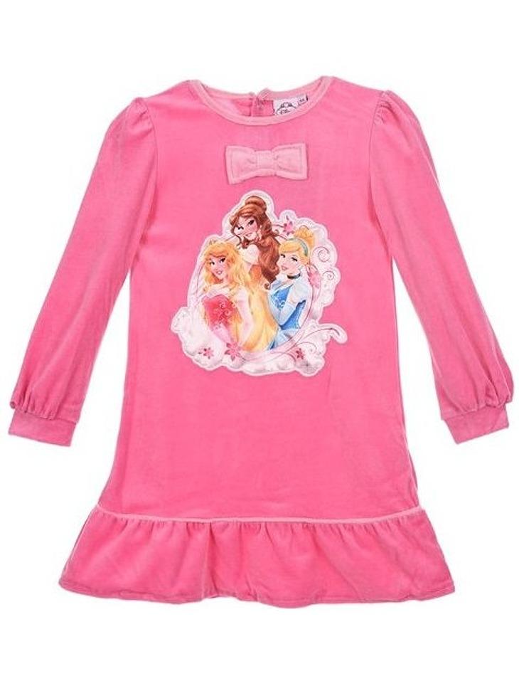 Disney princezny růžová dívčí noční košile vel. 98